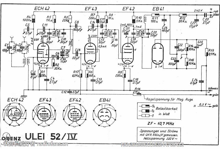 LORENZ UKW-Zusatz ULEI 52 -1 电路原理图.jpg