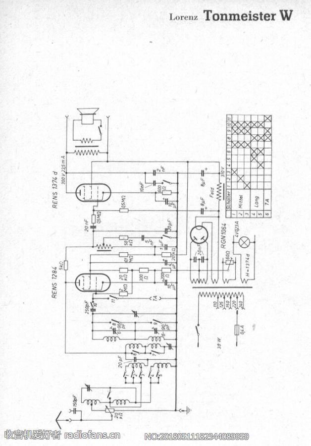 LORENZ TonmeisterW 电路原理图.jpg