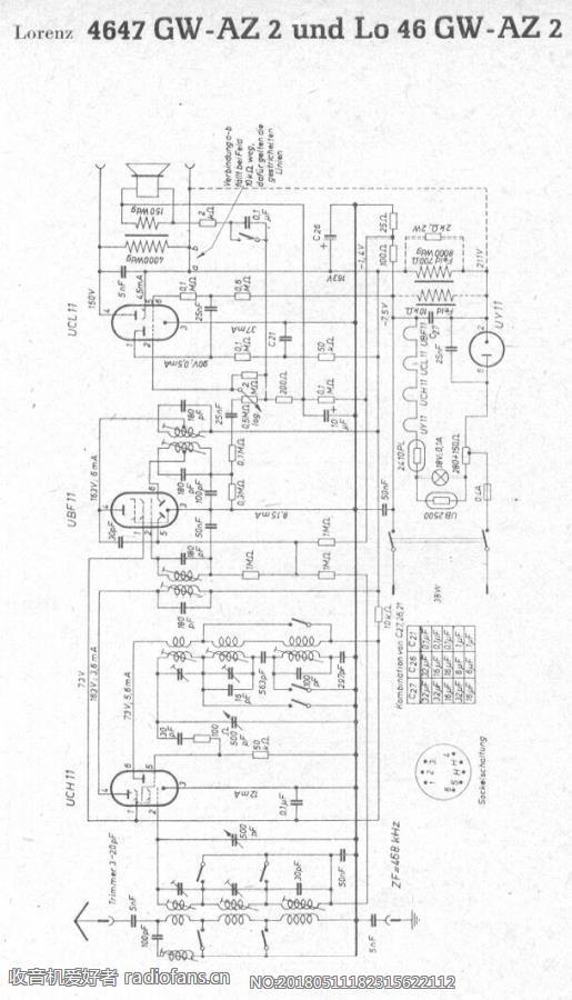 LORENZ 4647GW-AZ2undLo46GW-AZ2 电路原理图.jpg