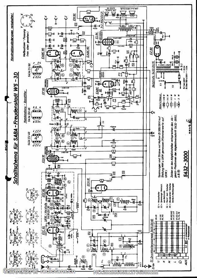 SABA W5 Freudenstadt 电路原理图.jpg