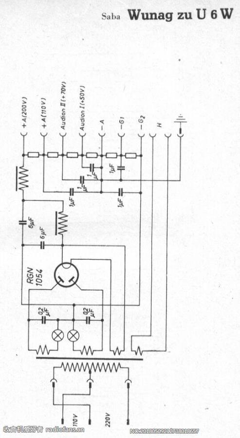 SABA WunagzuU6W 电路原理图.jpg