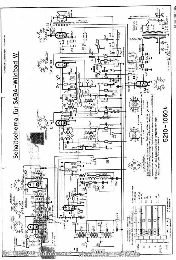 SABA Wildbad 电路原理图.jpg