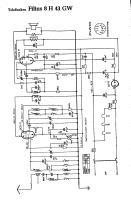 TELEFUNKEN 8H43GW 电路原理图.jpg