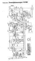 TELEFUNKEN M985-1 电路原理图.jpg
