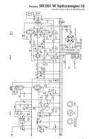 SIEMENS SH1115W2 电路原理图.jpg