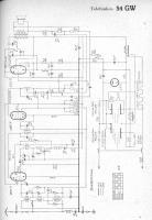 TELEFUNKEN 54GW 电路原理图.jpg