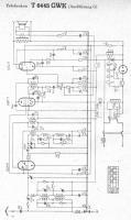 TELEFUNKEN T6445GWK(AusführungG) 电路原理图.jpg