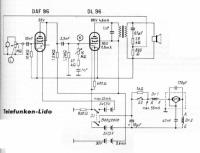 TELEFUNKEN  Phonokoffer Telefunken - Lido 电路原理图.jpg