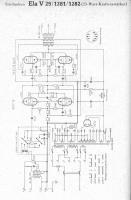 TELEFUNKEN ElaV25-1281-1282(25Watt-Kraftverstärker) 电路原理图.jpg