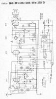 PHILIPS 260-261-262-263-264-265B 电路原理图.jpg