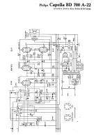 PHILIPS Capella BD700A-22 Teil2 电路原理图.jpg