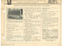 PHILIPS Philetta 51 - BD 200 U -Seite1 电路原理图.jpg