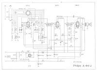 PHILIPS A 44 U 电路原理图.jpg