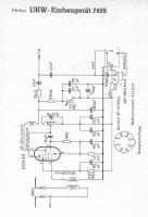 PHILIPS UKW-Einbaugerät7455 电路原理图.jpg