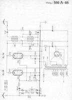 PHILIPS 550A-05 电路原理图.jpg
