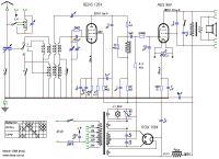 Mende 156W_holz维修电路原理图.gif